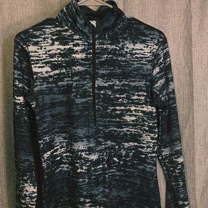 Dri-fit pullover